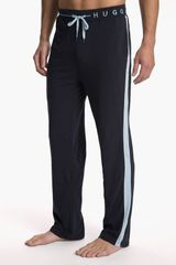 Boss Black Lounge Pants - Lyst