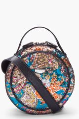 Carven Round Bag - Lyst