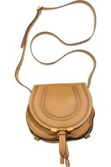 Chloé Marcie Small Saddle Bag - Lyst