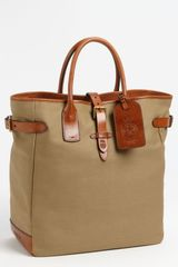 Polo Ralph Lauren Canvas Tote Bag - Lyst