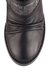 Seychelles Stockholm Leather Boot Black in Black - Lyst