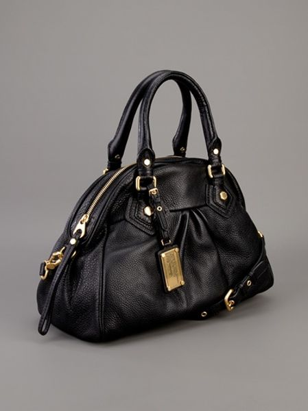 Marc By Marc Jacobs Baby Aidan Bowler Bag In Black Lyst