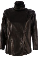Balmain Long Sleeve Jacket - Lyst