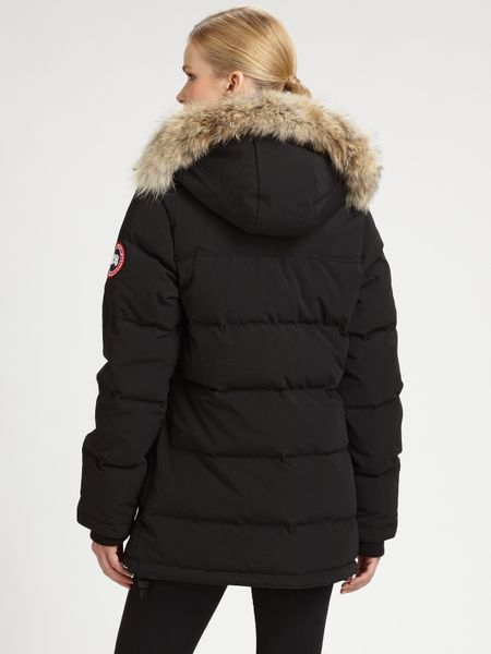 canada goose jacket for baby
