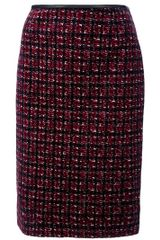 DSquared2 Knitted Pencil Skirt - Lyst