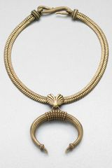 Giles & Brother Tusk Pendant Necklace - Lyst