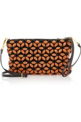 Marni Beaded Clutch - Lyst