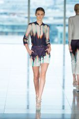 Matthew Williamson Spring 2013 Runway Look 3