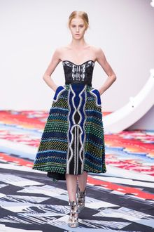 Peter Pilotto Spring 2013 Runway Look 30 - Lyst