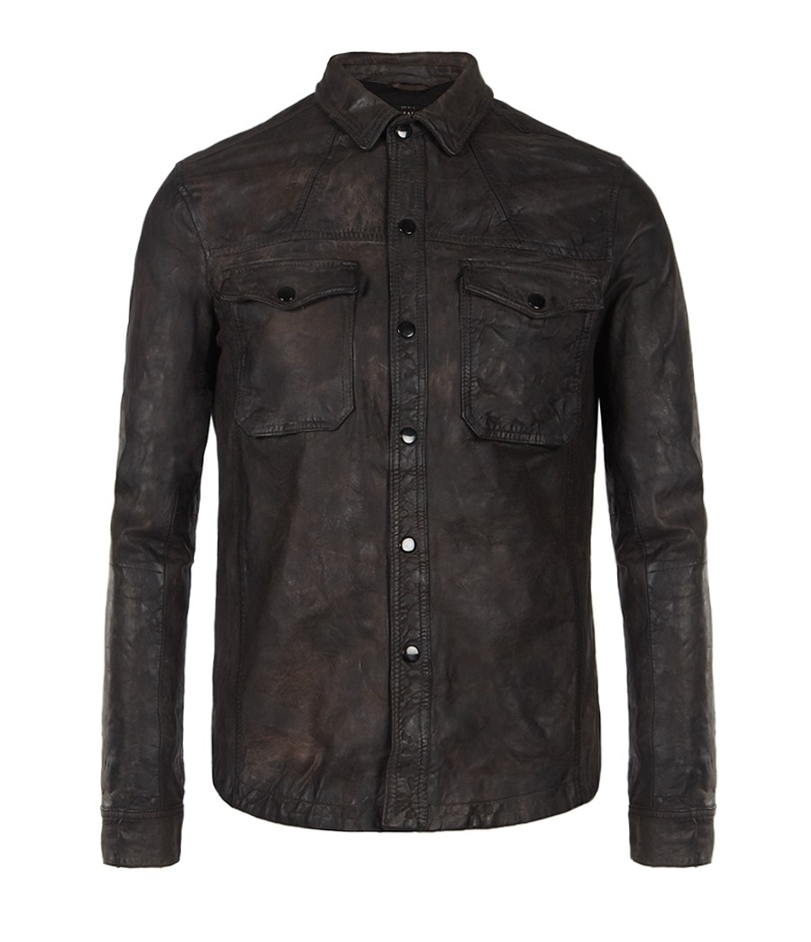 Find great deals on eBay for mens leather shirt. Shop with confidence.