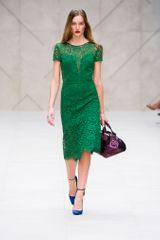 Burberry Prorsum Spring 2013 Runway Look 34 in  - Lyst