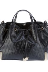 Chloé Bucket Bag in Black - Lyst
