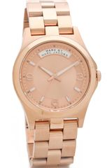 Marc By Marc Jacobs Baby Dave Watch - Lyst