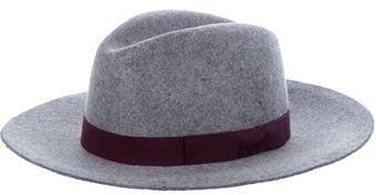 Paul Smith Fedora Hat - Lyst