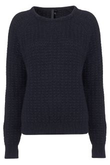 Topshop Angora Stitch Jumper By Boutique - Lyst