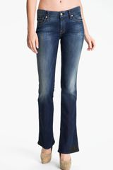 7 For All Mankind Lexie Bootcut Stretch Jeans - Lyst