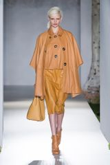Mulberry Spring 2013 Runway Look 1 - Lyst