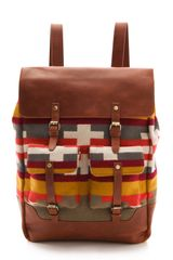 Pendleton, The Portland Collection Ochoco Backpack - Lyst