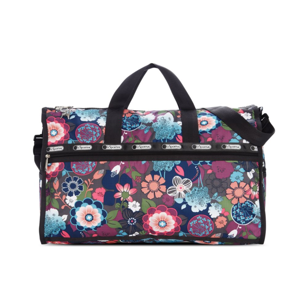 Lesportsac Large Weekender Bag In Black Lyst