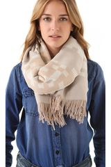 Pendleton, The Portland Collection Fringed Scarf - Lyst