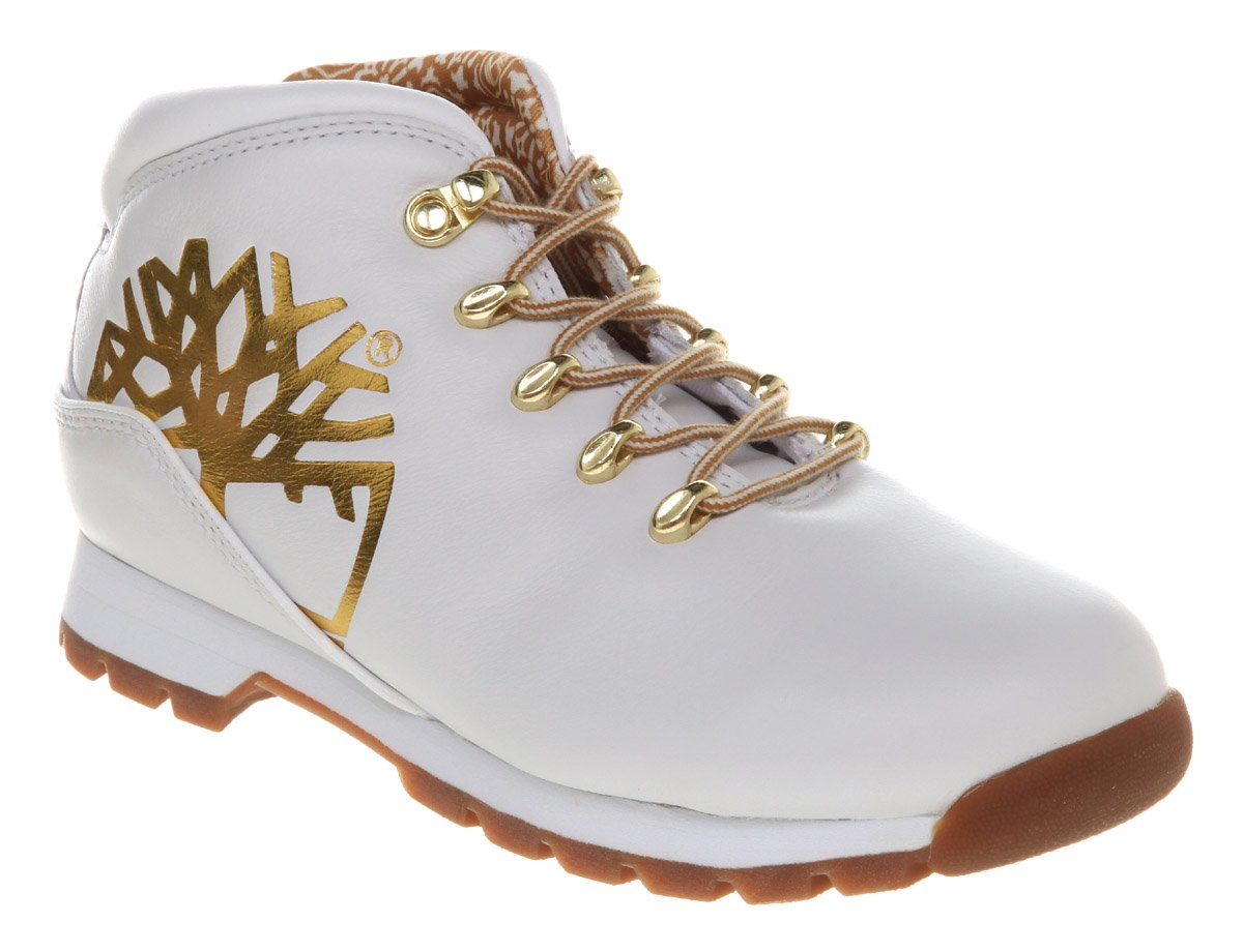Timberland Smoothrock Boot in White | Lyst