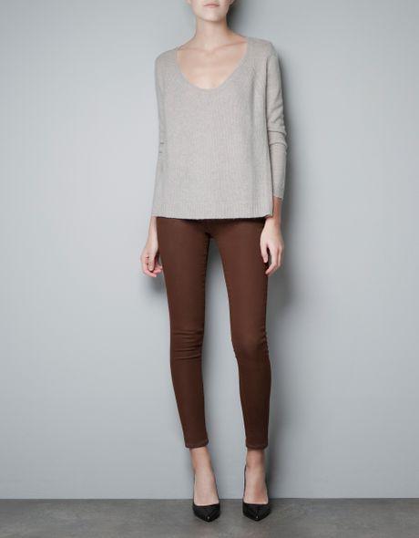 Zara Cashmere Sweater 96