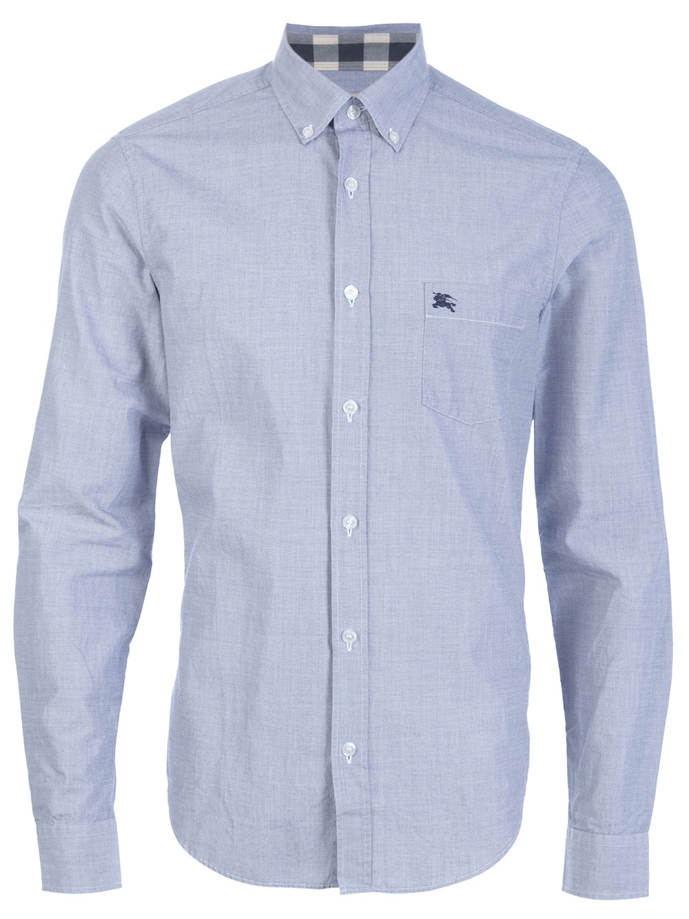 7e79d9c6 Men's Burberry Button Down Dress Shirt   The Art of Mike Mignola