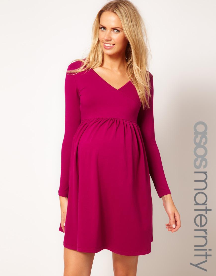Maternity Wrap Dresses
