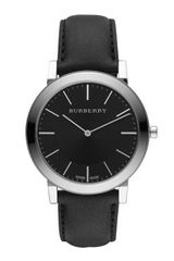 Burberry Leatherstrap Watch - Lyst