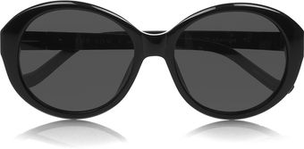 The Row Oversized Cat Eye Acetate Sunglasses - Lyst