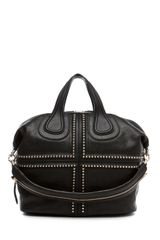 Givenchy Nightingale Medium Studded in Black - Lyst