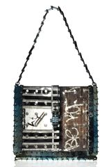 Proenza Schouler Square Tambourine Bag in Multicolor (fence) - Lyst