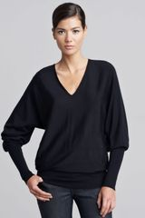 Ralph Lauren Black Label Long Dolman sleeve Pullover - Lyst