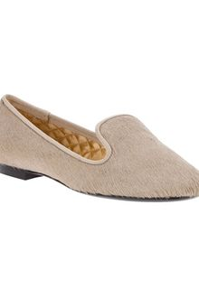 Avec Moderation Pony Hair Slipper - Lyst