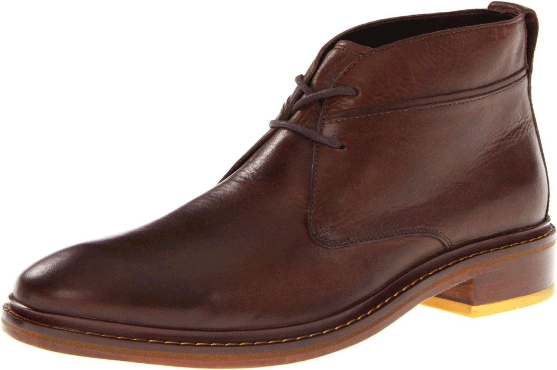 John Varvatos Mens Shoes Chukka