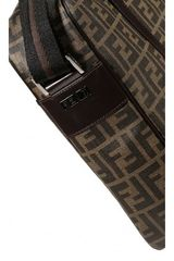 Fendi Zucca Pc Bag in Black for Men - Lyst