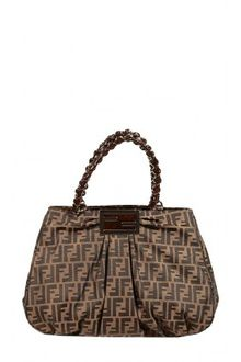 Fendi Large Shopping Shoulder Bag - Lyst