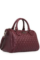 Mango Touch Quilted Bowling Bag in Purple (52) - Lyst