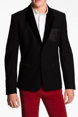Marc By Marc Jacobs Trim Fit Blazer - Lyst