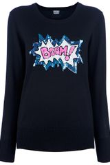 Markus Lupfer Boom Sequin Sweater