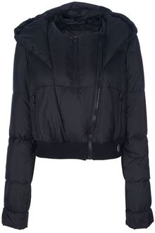 Pierre Balmain Padded Jacket with Hood - Lyst