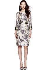 Tory Burch Jenna Dress - Lyst