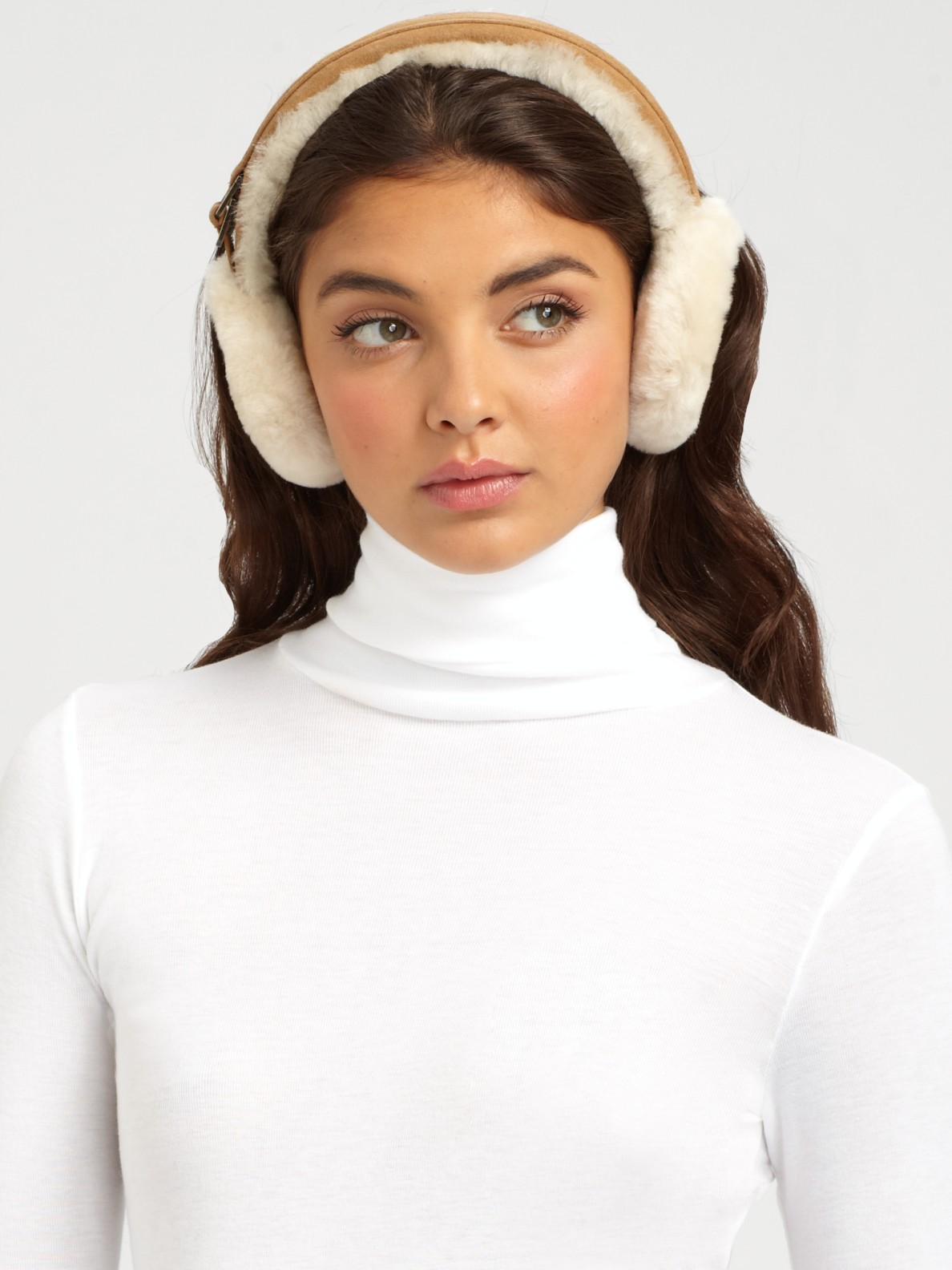 ugg chestnut earmuffs