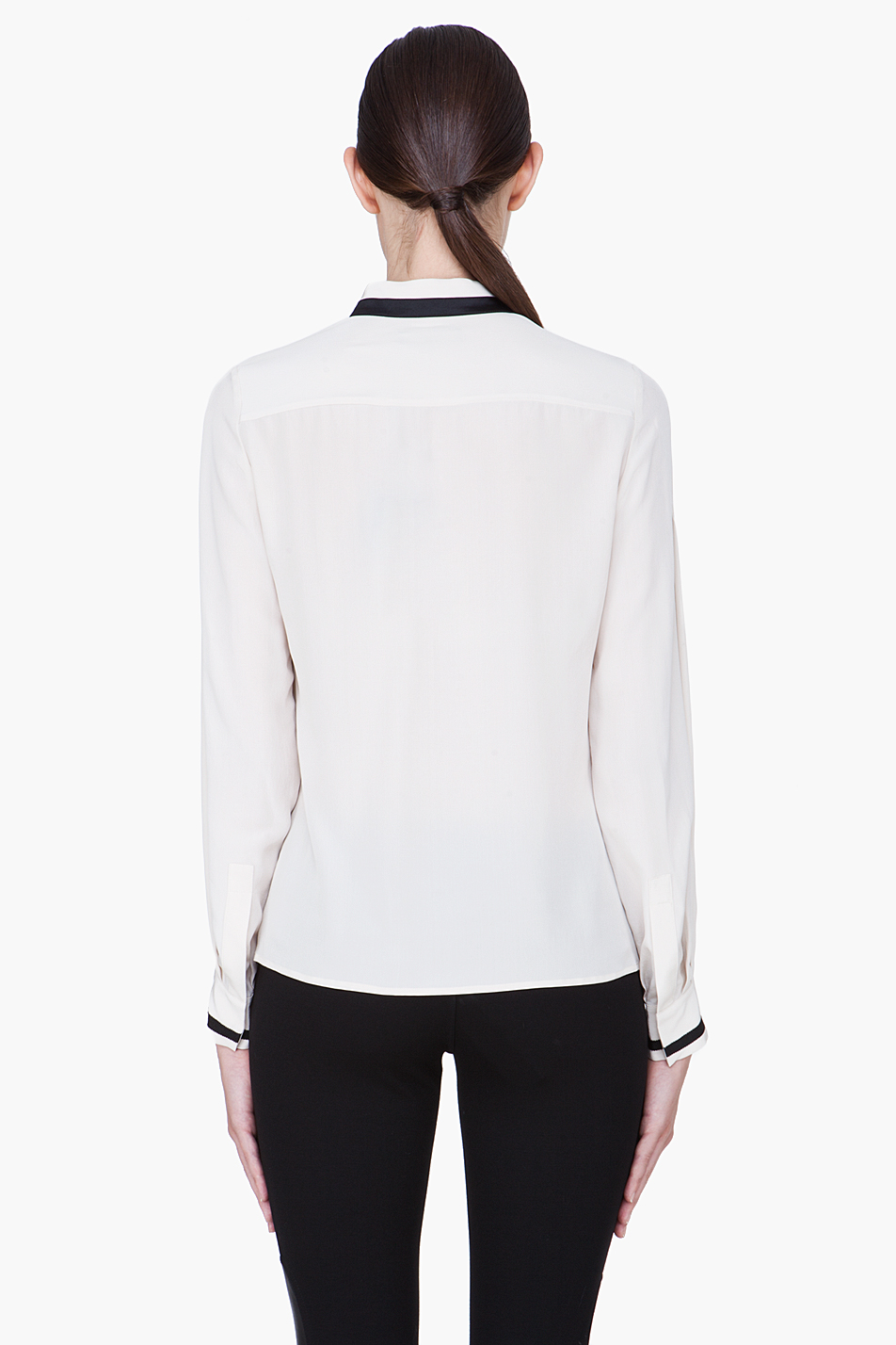 barbara blouses Shop classy vintage, boho and diy style blouses online color of pattern blouses range from black, white and blue.