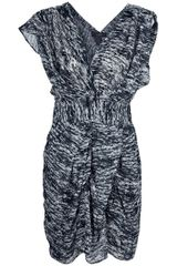 Isabel Marant Eley Dress - Lyst