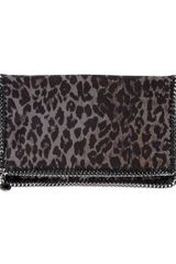 Stella McCartney Falabella Clutch - Lyst