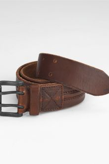 Denim & Supply Ralph Lauren Denim Supply Ralph Lauren Mens Basic Centre Detail Belt - Lyst