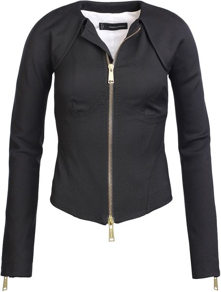 Dsquared2 Dsquared Jacket Black in Black - Lyst
