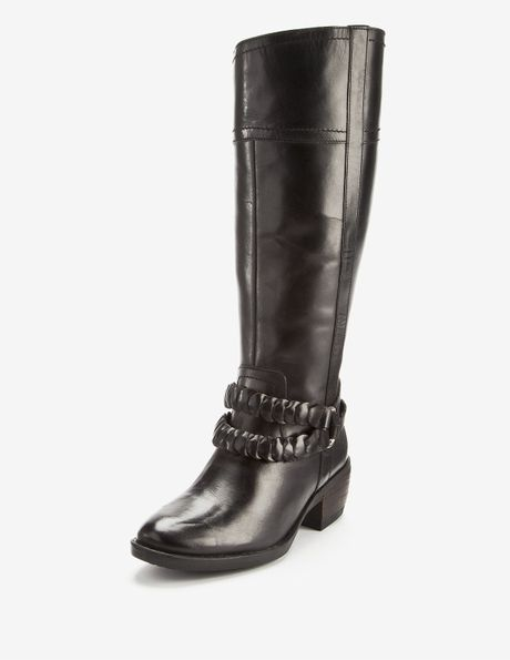 hush puppies 174 hush puppies penine leather knee high boots