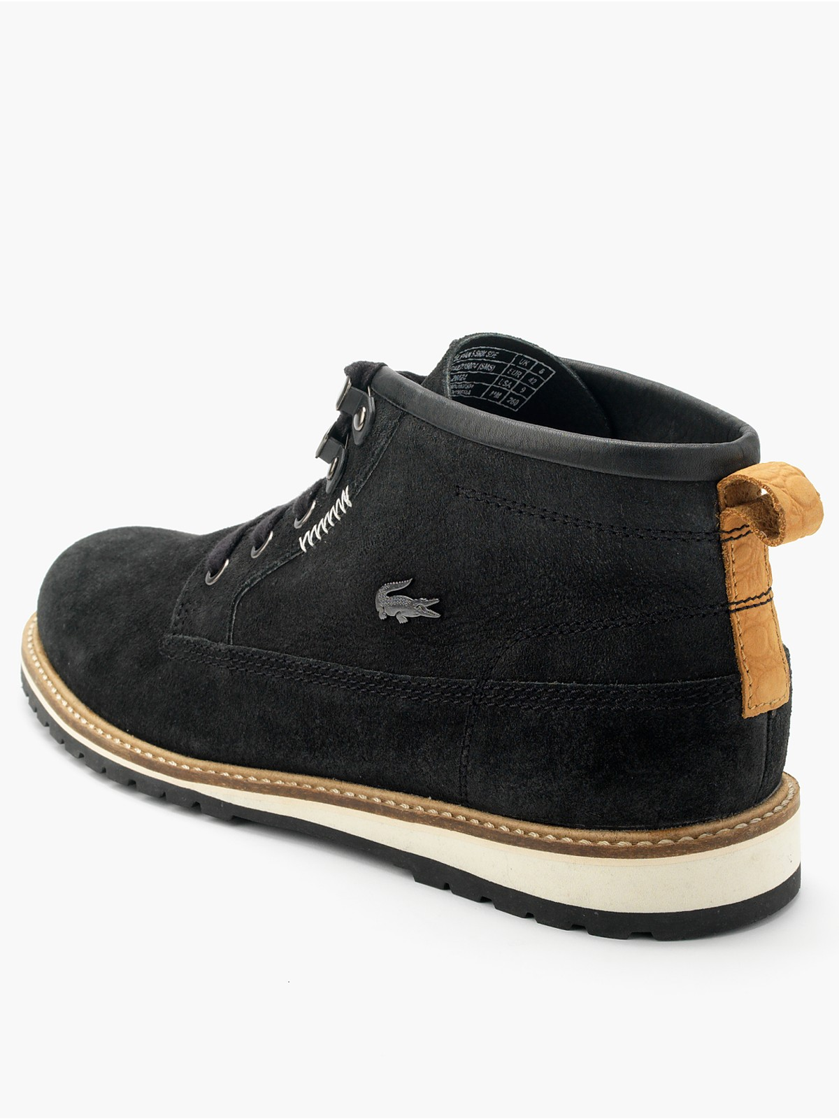 Gallery For gt Lacoste Mens Shoes Boots